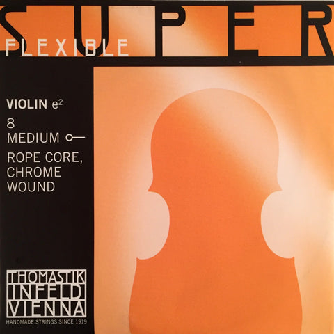 Thomastik Superflexible Violin E String No.8