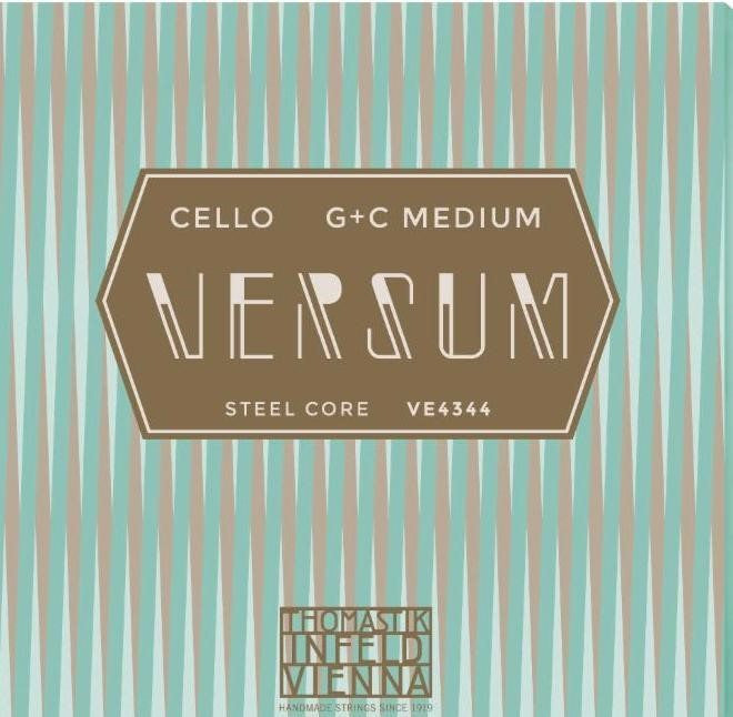 Thomastik Versum Cello G & C Strings