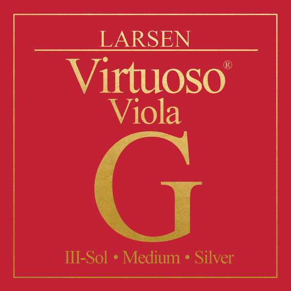 Larsen Virtuoso Violin G string medium