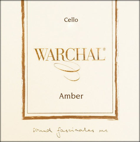 Warchal Amber Cello A String