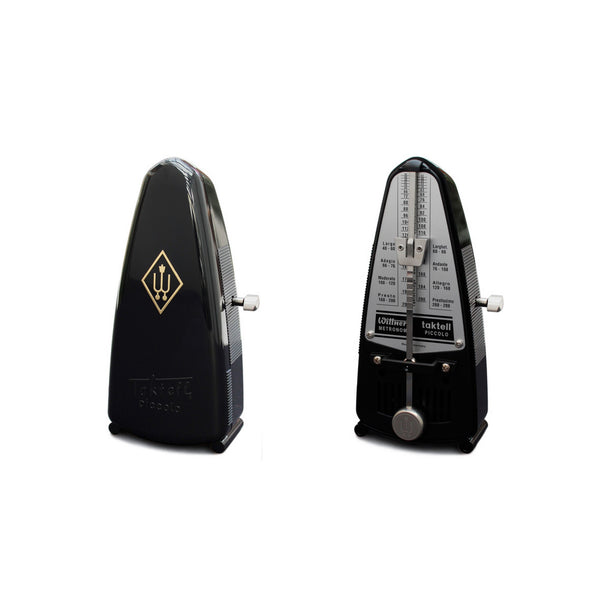 Wittner Piccolo metronome in black 836