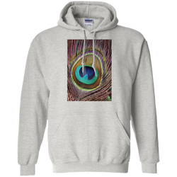Eye of the Peacock—Pullover Hoodie 8 oz