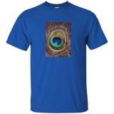 Eye of the Peacock—Custom Ultra Cotton T-Shirt