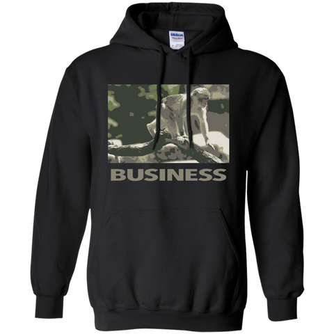 Monkey Business—Pullover Hoodie 8 oz