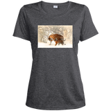 Tiger tiger—Ladies Heather Dri-Fit Moisture-Wicking Tee