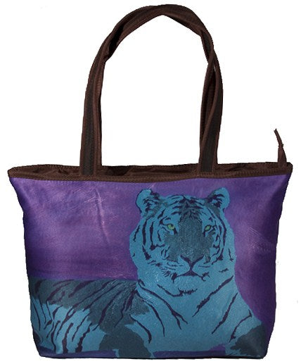 Tiger Shoulder Bag