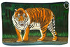 bengal tiger cosmetic bag