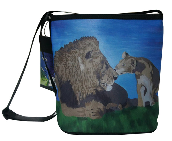 Lion Cross Body bag