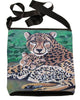 cheetah cross body bag