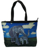 zoo animal gift set bag
