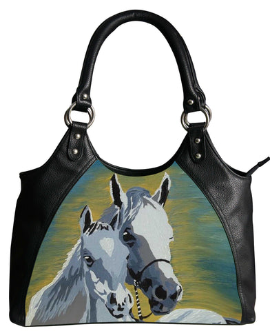 Horse Shoulder Bag