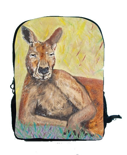 Kangaroo backpack