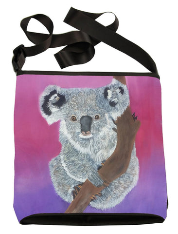 koala cross body bag