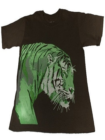 tiger t-shirt unisex made in USA art
