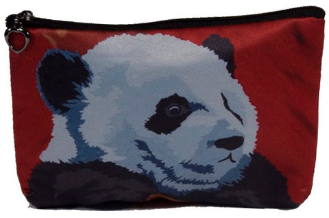 baby panda make-up bag