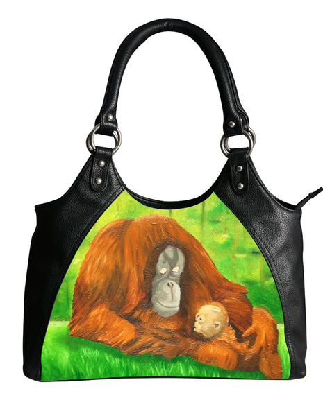 Orangutan Retro Bag- Ingenious Kin