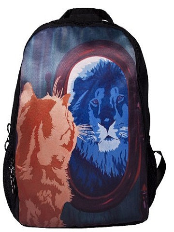 unique cat backpack