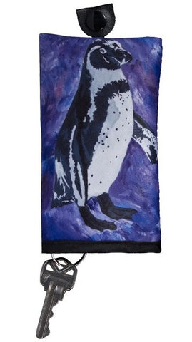 penguin key case