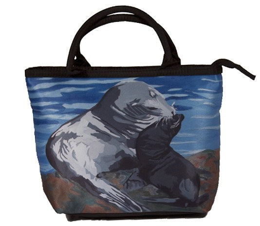 sea lion bag