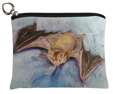 Bat Change Purse - Harmony