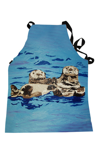 sea otter apron