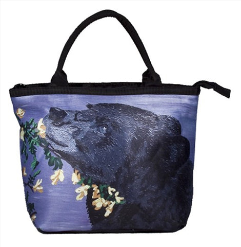 black bear purse