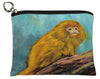 Golden Lion Tamarin Change Purse - Mutualistic
