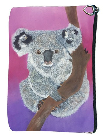 koala make-up bag