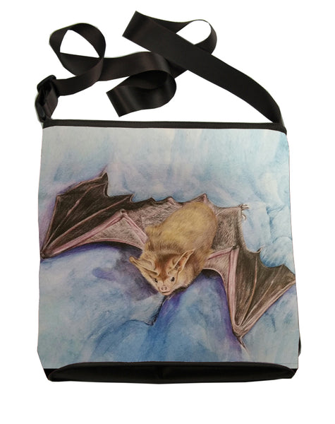 Bat Large Cross Body Bag  - Harmony