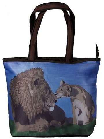 Lion Shoulder Bag