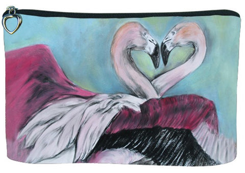 Flamingo Cosmetic Bag - Synchronous Nesting