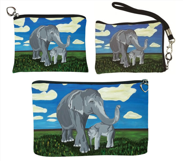 Elephants Three Piece Set- Gentle Giants