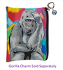 Gorilla Change Purse - The Thinker