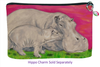 Hippo Cosmetic Bag -Communal Clan