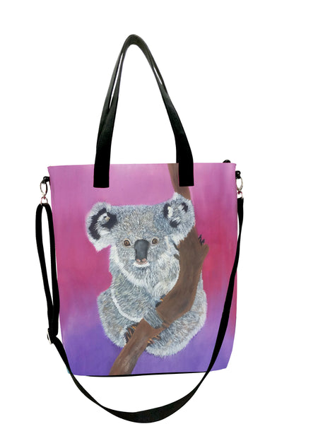 Koala Canvas Shoulder Bag - Home Range