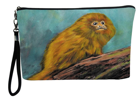 Golden Lion Tamarin Paw Pouch - Mutualistic