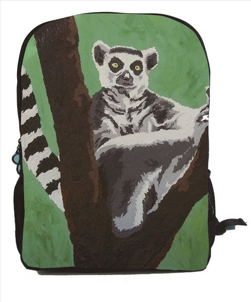 Lemur backpack