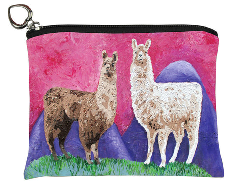 Llama Change Purse- Andeans