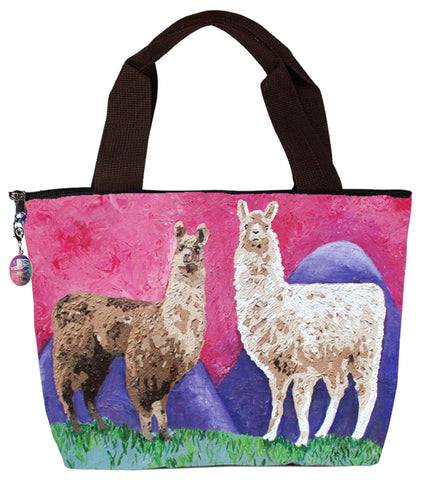 Llama Lunch Bag- Andeans