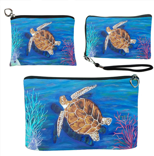 Loggerhead Sea Turtle Three Piece Set- The Pilgrim