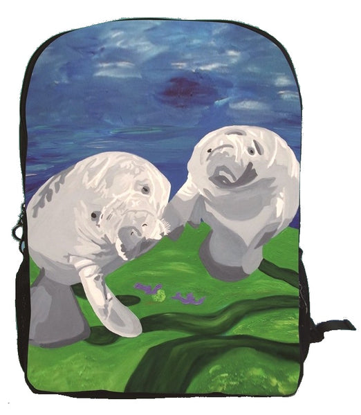 Manatee Backpack- Tanio Curiosity