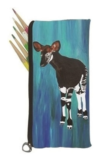 okapi pencil bag school