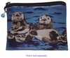 Sea Otter Change Purse- Best Friends
