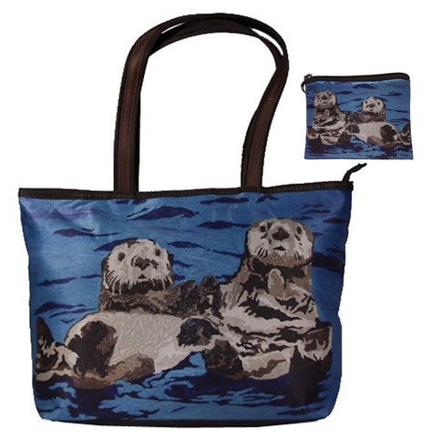 otter shoudler bag set