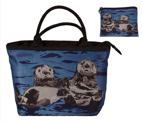 sea otter matching set