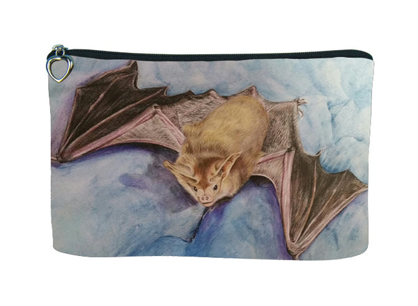Bat Cosmetic Bag -  Harmony