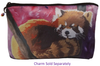 Red Panda Cosmetic Bag- Shy Beauty