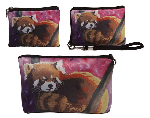 Red Panda Three Piece Set - Shy Beauty