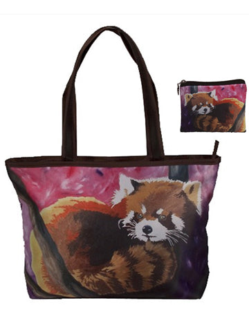 Red Panda Purrfect Set - Shy Beauty