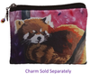 Red Panda Change Purse- Shy Beauty